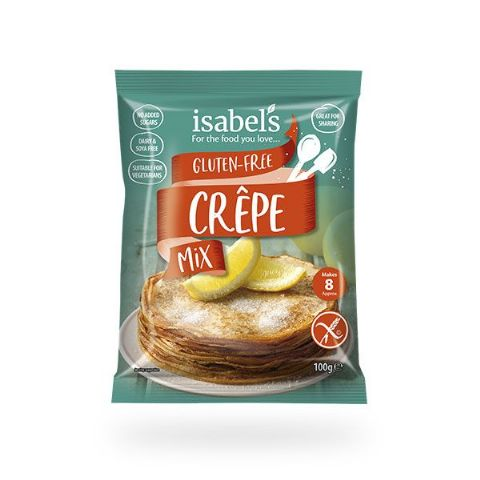 Isabel's Crepe Mix 100g